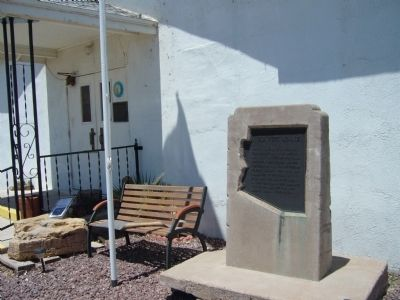 Old Fort Mohave Marker image. Click for full size.