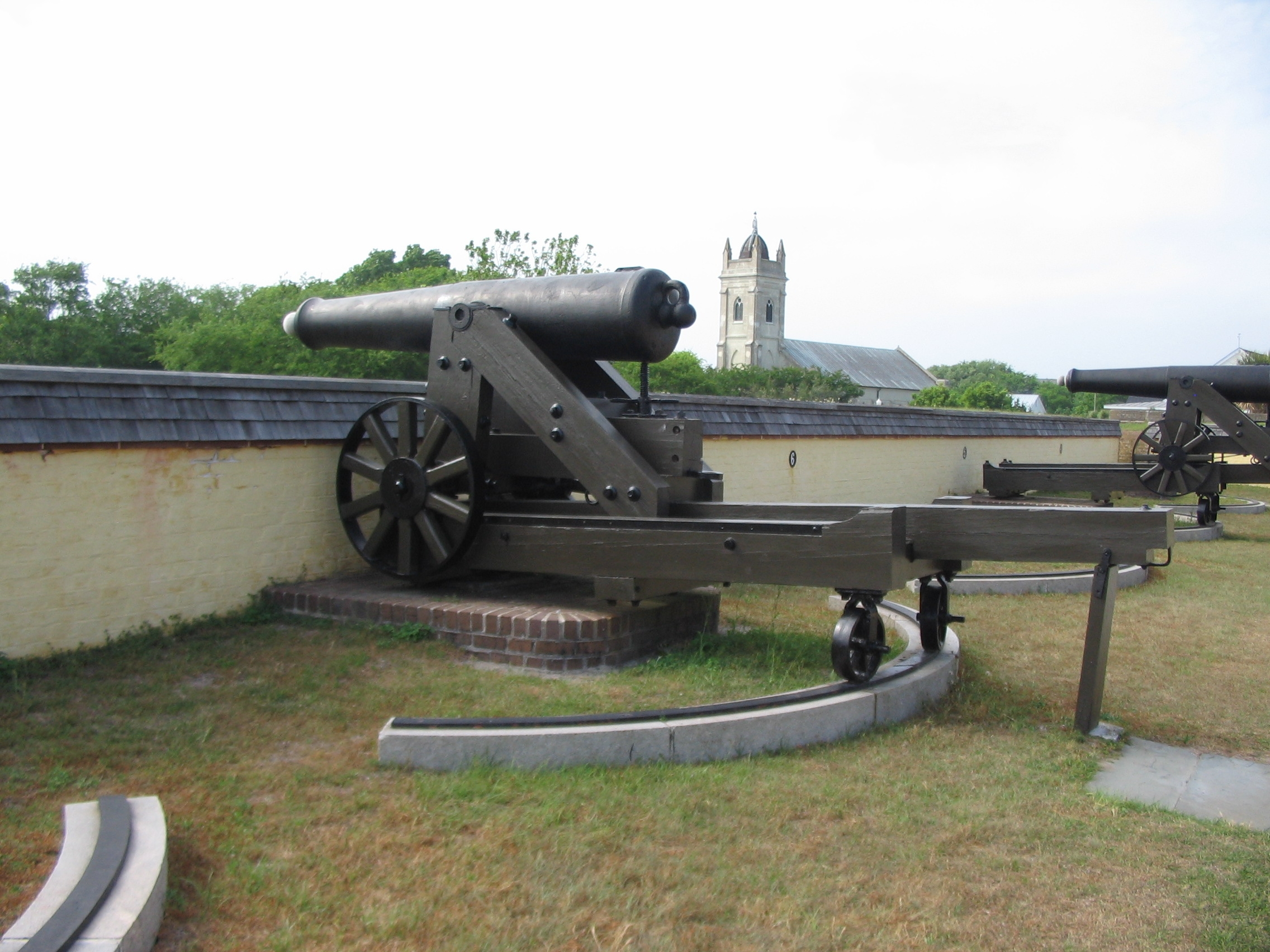 32-pounder Smoothbore