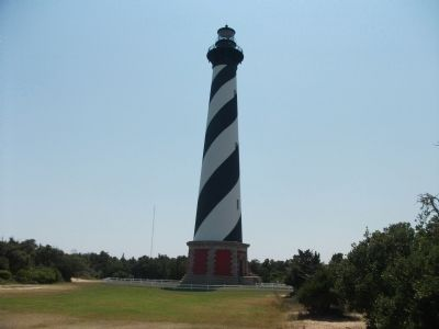Cape Hatteras Light image. Click for full size.