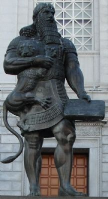 Ashurbanipal image. Click for full size.