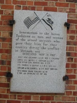 Viet Nam War Marker image. Click for full size.