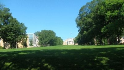 Bascom Hill image, Touch for more information
