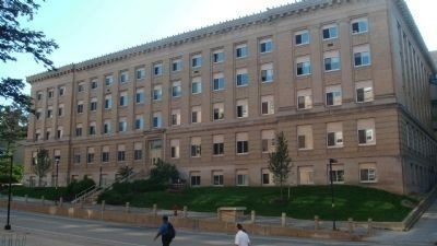 Sterling Hall image. Click for full size.