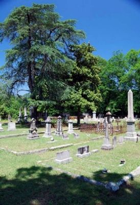 Old Greenwood Cemetery image. Click for full size.