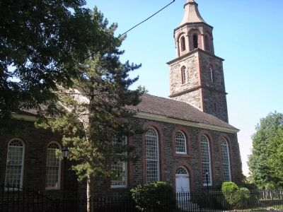 Saint Paul's Church in Eastchester image. Click for full size.