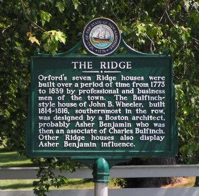 The Ridge Marker image. Click for full size.