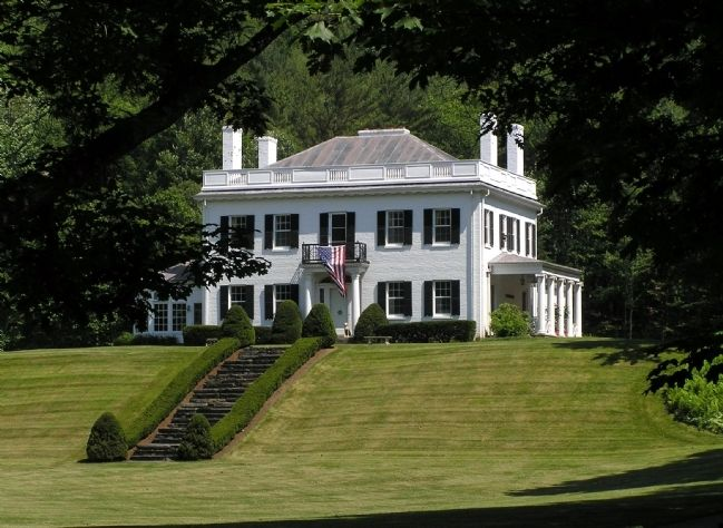 Howard House (1829) image. Click for full size.