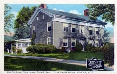 Swarts Tavern Post Card image. Click for full size.