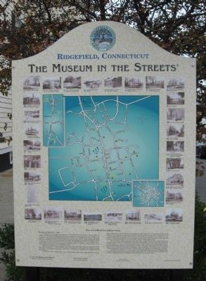 The Museum in the Streets Marker image. Click for full size.