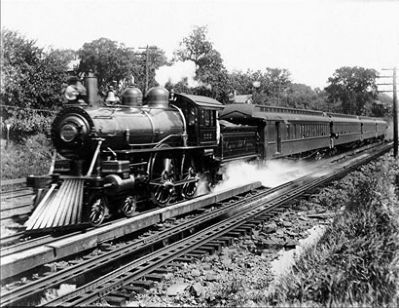 New York Central Railroad Engine 999 image. Click for full size.
