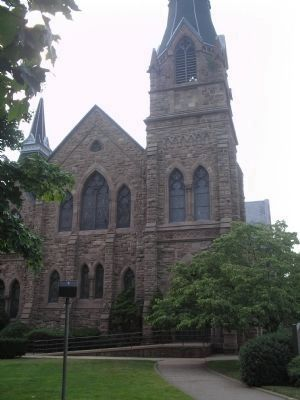 First Presbyterian Church at Caldwell image. Click for full size.