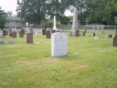 Mass Grave Marker image. Click for full size.