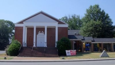 Ridge Baptist Church image. Click for full size.