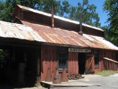 The Blacksmith Shop image. Click for full size.