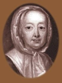 Hannah Callowhill Penn (1671–1726) image. Click for full size.