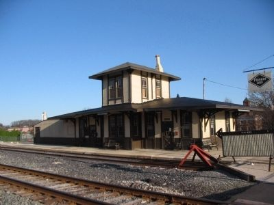 The Depot Today image. Click for full size.