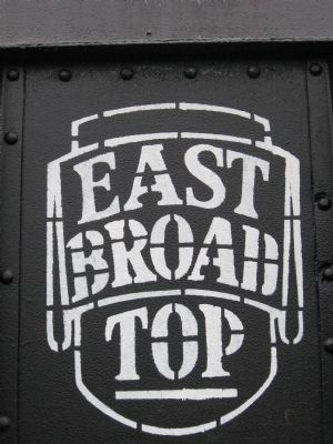 East Broad Top Railroad Logo image. Click for full size.