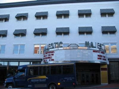 The Majestic Theater image. Click for full size.