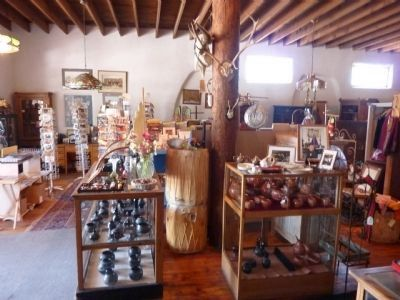 Inside the Chimayo Trading Post image. Click for full size.
