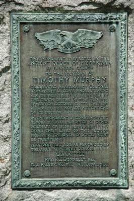 Timothy Murphy upper marker image. Click for full size.