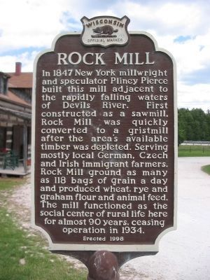 Rock Mill Marker image, Touch for more information