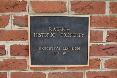 Raleigh Historic Property image. Click for full size.