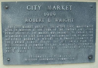 City Market Marker image. Click for full size.