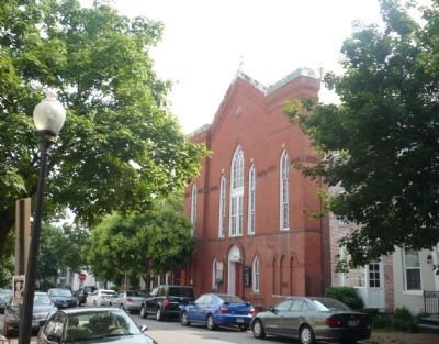 Mount Zion United Methodist Church and Heritage Center image. Click for full size.