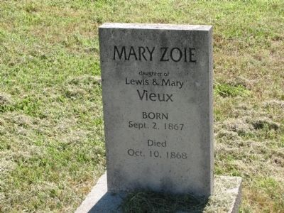 Mary Zoie Vieux image. Click for full size.