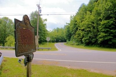 Brasstown Bald Marker image. Click for full size.