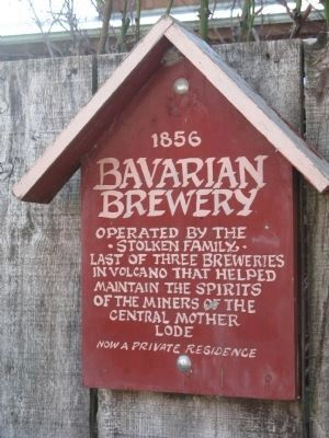 An Additional Marker at the Brewery image. Click for full size.