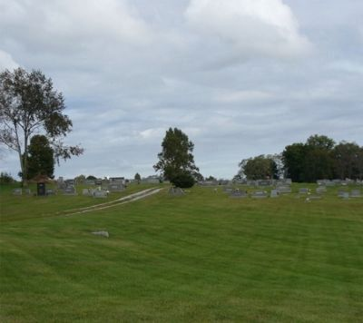 Triune Cemetery image. Click for full size.