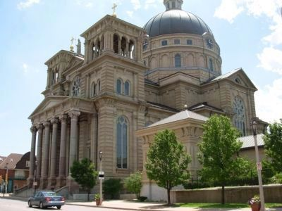 St. Josaphat Basilica image. Click for full size.