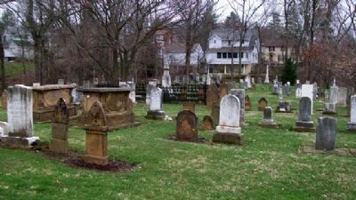 Old Colony Burying Ground image. Click for full size.