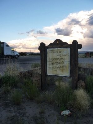 Pueblo of Zia Marker image. Click for full size.