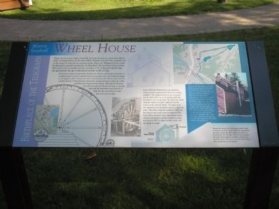 Wheel House Marker image. Click for full size.