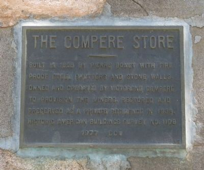 The Compere Store Marker image. Click for full size.