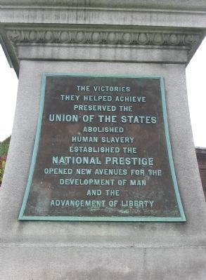 St. Paul Civil War Memorial image. Click for full size.