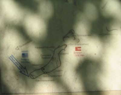 Close Up of the Left Portion of the Map image. Click for full size.