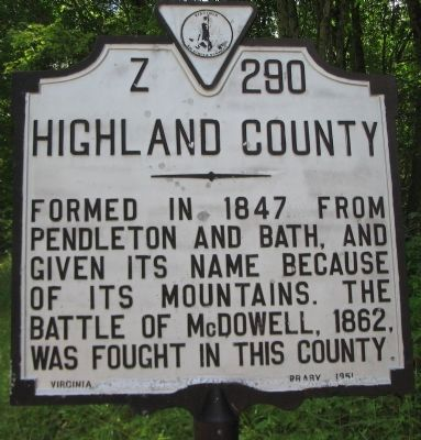 Highland County Side image. Click for full size.