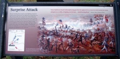 Surprise Attack Marker image. Click for full size.
