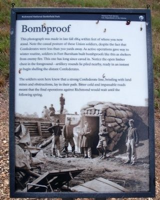 Bombproof Marker image. Click for full size.