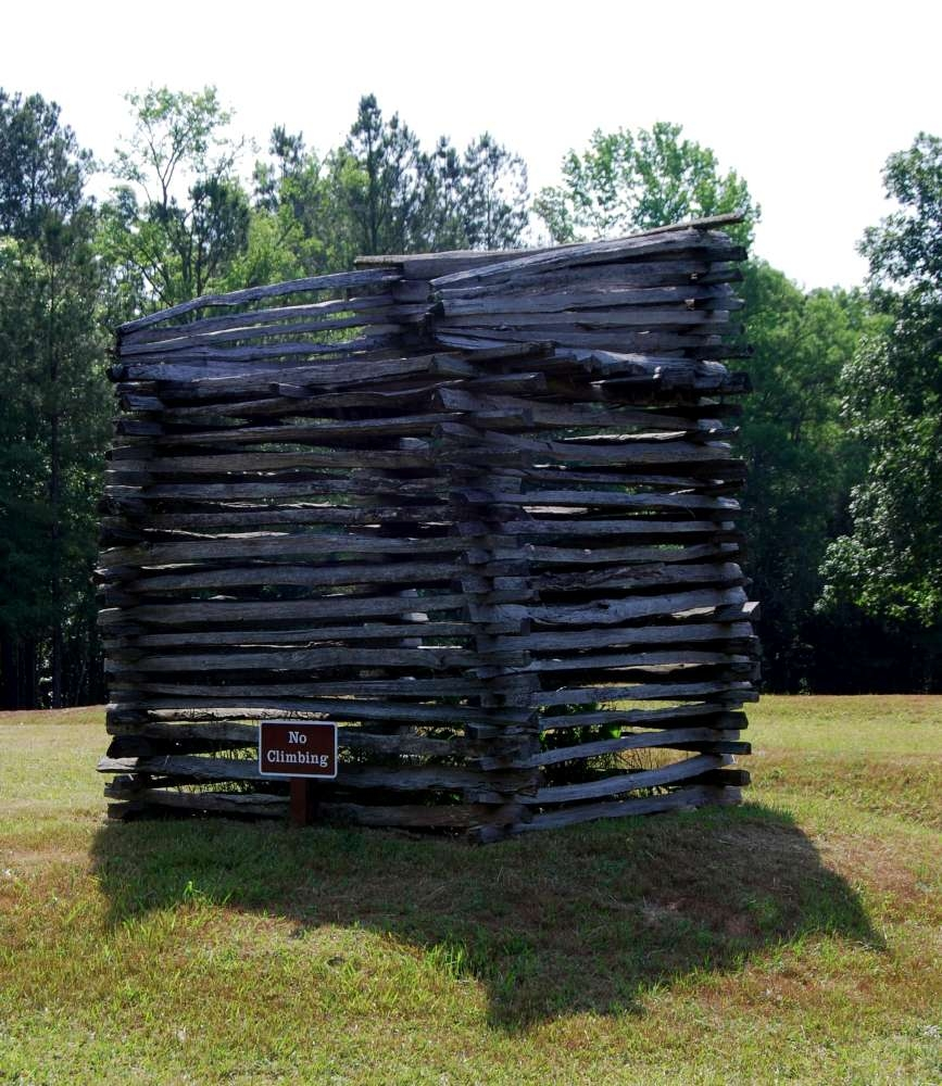 Reconstructed Rifle Tower