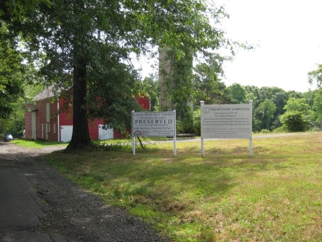 Kennedy-Martin-Stelle Farmstead image. Click for full size.