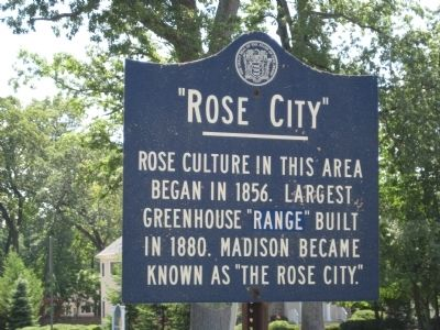 Rose City Marker image. Click for full size.