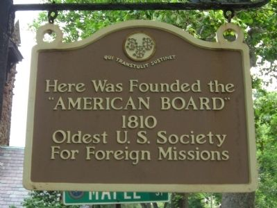 """American Board"" Marker image. Click for full size."