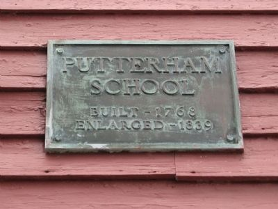 Marker on the Building image. Click for full size.