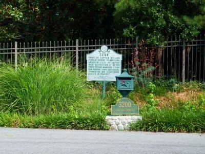 Eutaw Marker image. Click for full size.