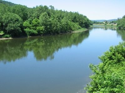 Chemung River image. Click for full size.