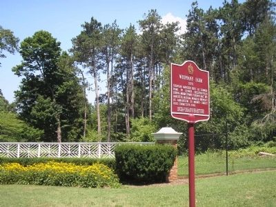 Marker on Whippany Road image. Click for full size.